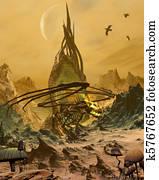 The Bone Dragon's Lair