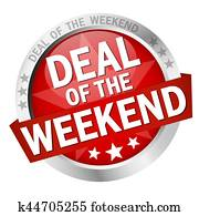Button Deal of the weekend