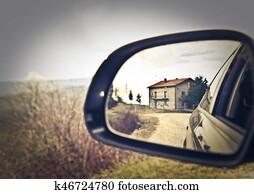 Rearview mirror