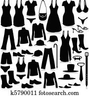 Fashion industry-shopping