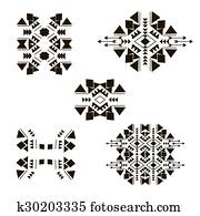 03bf7bc6b55f6 Amerindian Clipart | Our Top 154 Amerindian EPS Images | Fotosearch