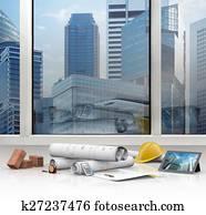 designing buildings