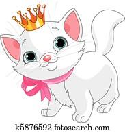 Kitten princess