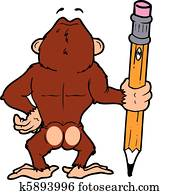ape pencil