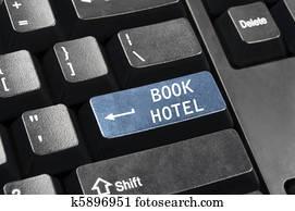 Book hotel key