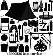 Camping Picnic Recreational Tool