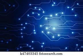 platine, technologie, vektor, hintergrund