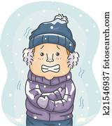 Shivering Man