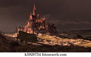 French Coast Castle