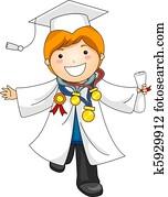 Kid Graduation Awards