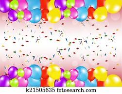 Wedding / Party Balloons Design