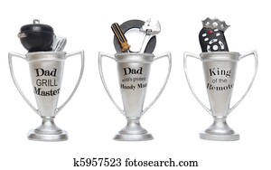 Fathers Day Trophies