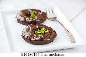 Pineapple in Chocolate