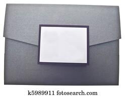 Fancy Paper Invitation