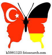 Germany and Turkey