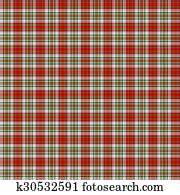 Clan Mac Alister Dress Tartan