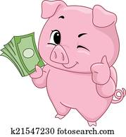 Piggy Saving
