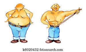 perte de poids rapide
