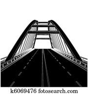 Road The Bridge