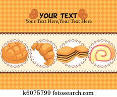 bread, karte