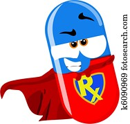 super hero pill