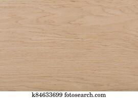 Beautiful oak veneer background in elegant beige color. High quality wooden texture.
