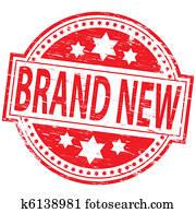 Brand New Stamp