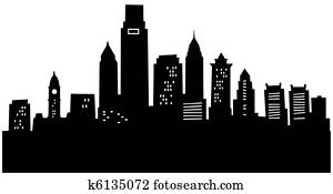 Cartoon Philadelphia