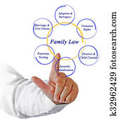 Components of family law