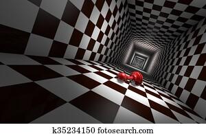 Depression (chess metaphors)