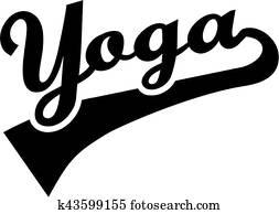 Yoga word
