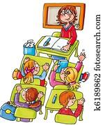 class teacher,