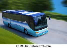 trzavel, bus