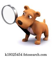 3d Puppy searches