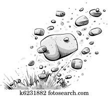 Exploding Rock