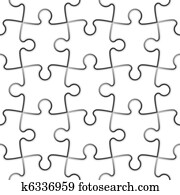 seamless, puzzle