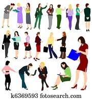 People - Women at Work No.1.