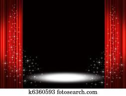Stage spotlight