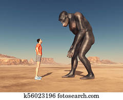 World traveler and Homo habilis