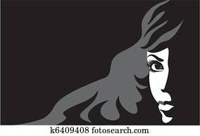 girl facial