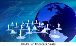 Social Network Communitty