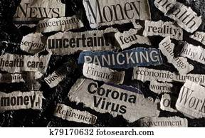 Corona Virus news headlines
