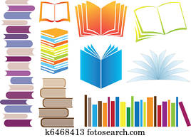 vector books
