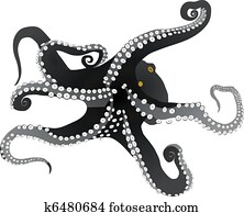 vectors octopus