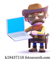 3d Cowboy online