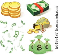 Money And Coins