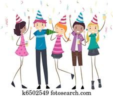 Birthday Party Teens