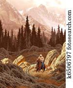 Rocky Mountain Rancher