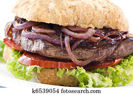 Steak Burger