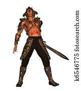 Demon Warrior - 3